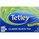 Tetley Inc Tea Bags, 100 Ct
