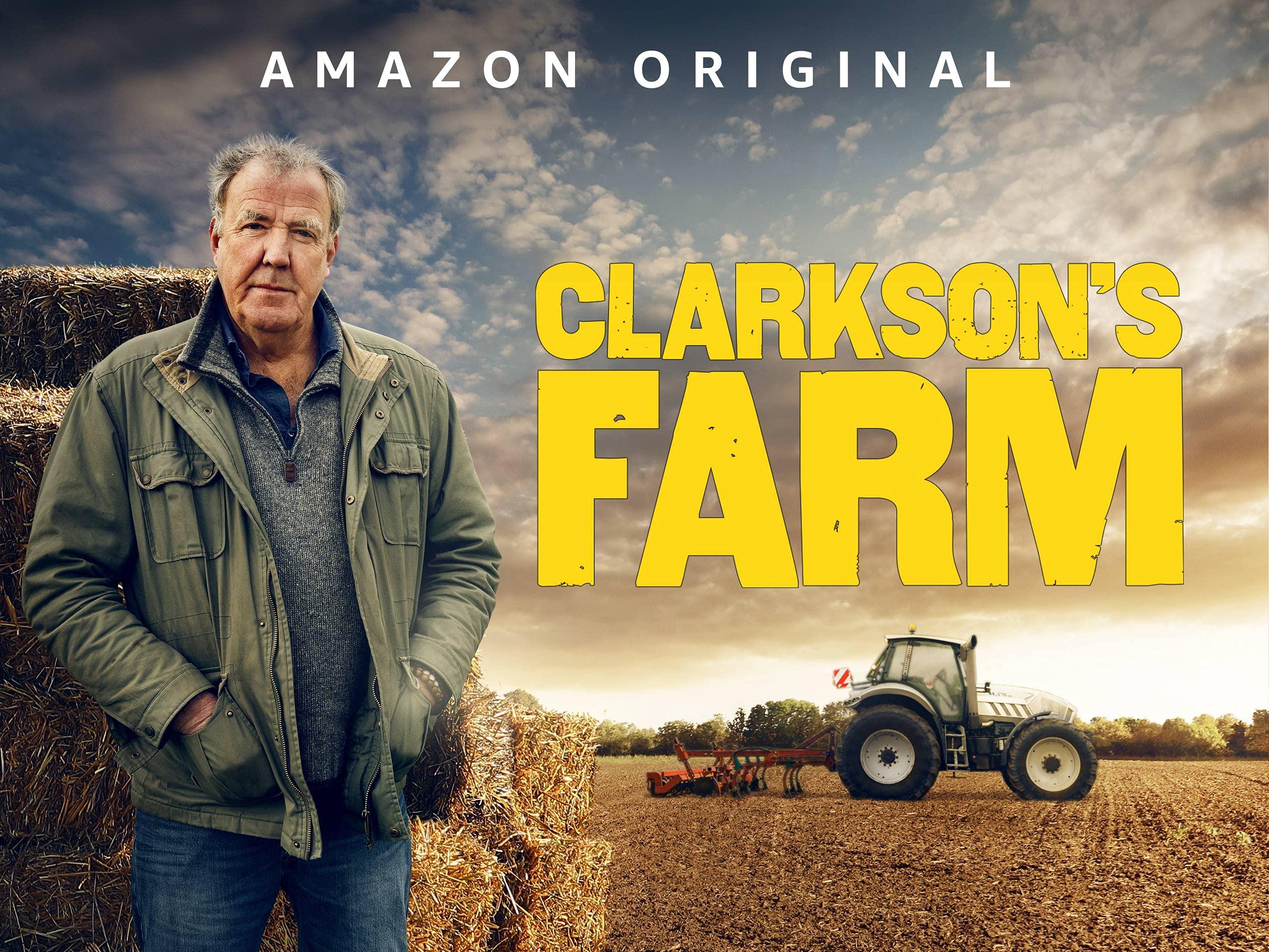 مزرعه کلارکسون (مستند)