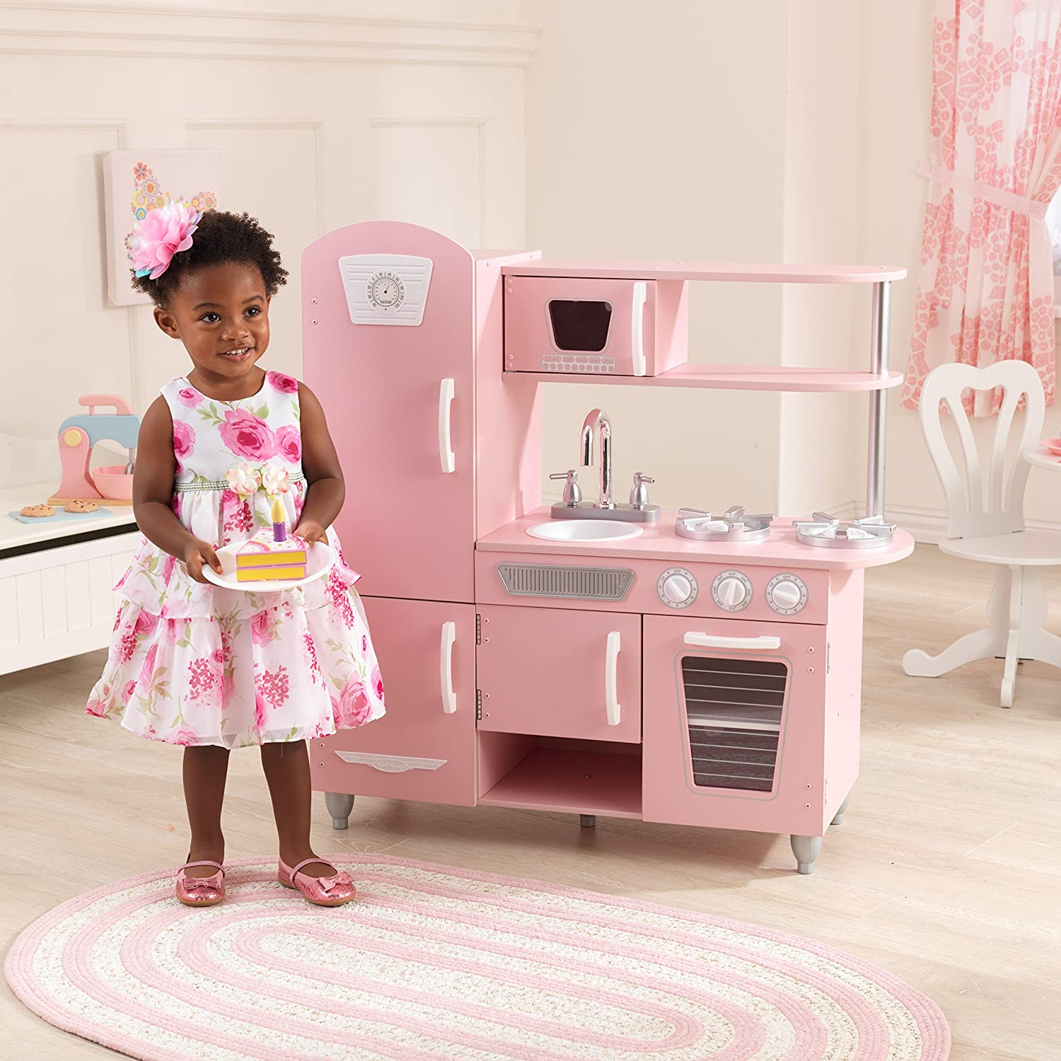 pink vintage kitchen – claimsclinic.co