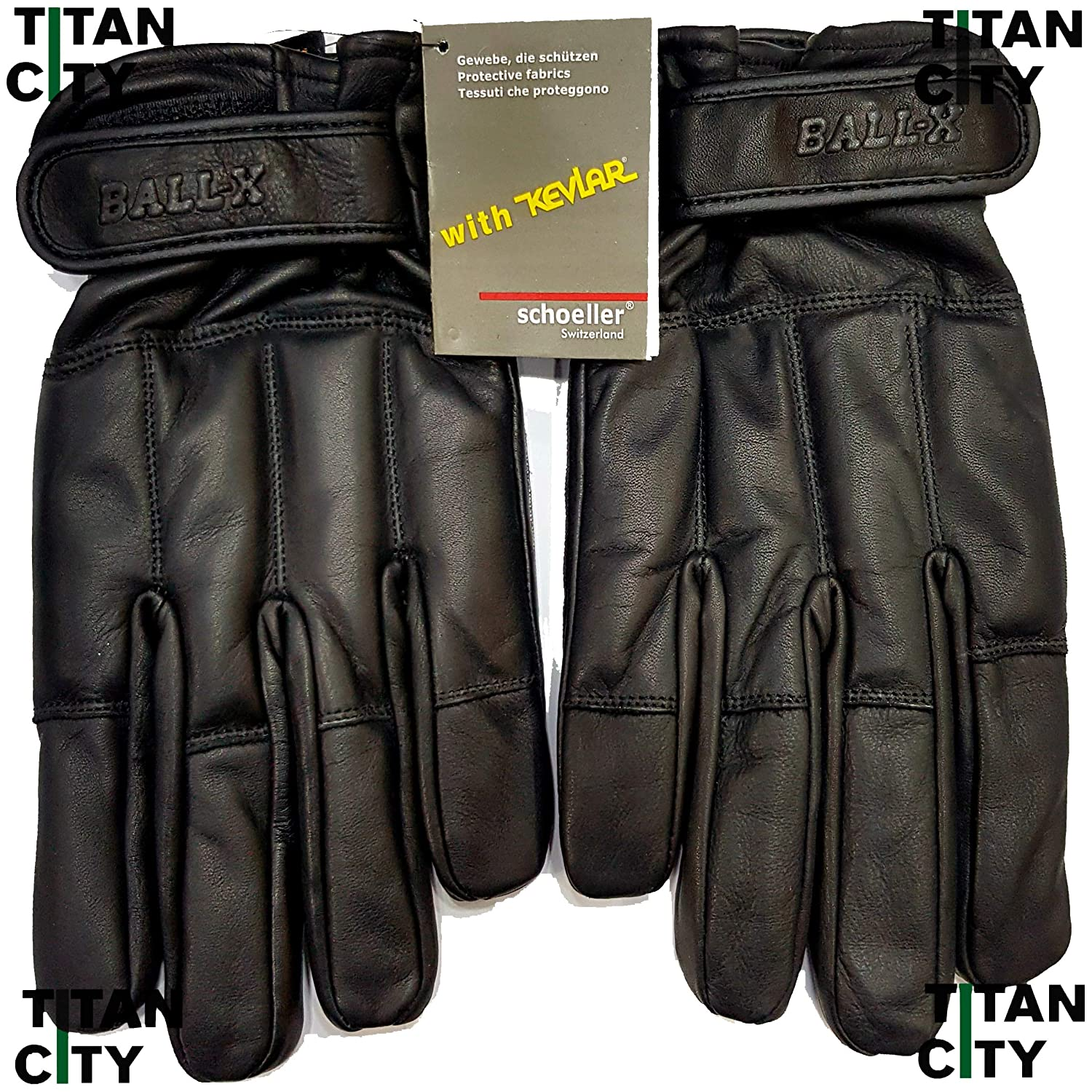 BALL-X MILTARY STYLE KNUCKLE DUSTERS GLOVES