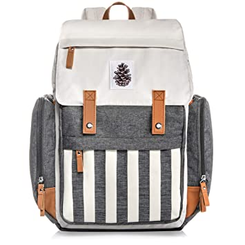 a7195698e79f Amazon.com   A-cology Diaper Bag Backpack - for Baby Boy Girl ...