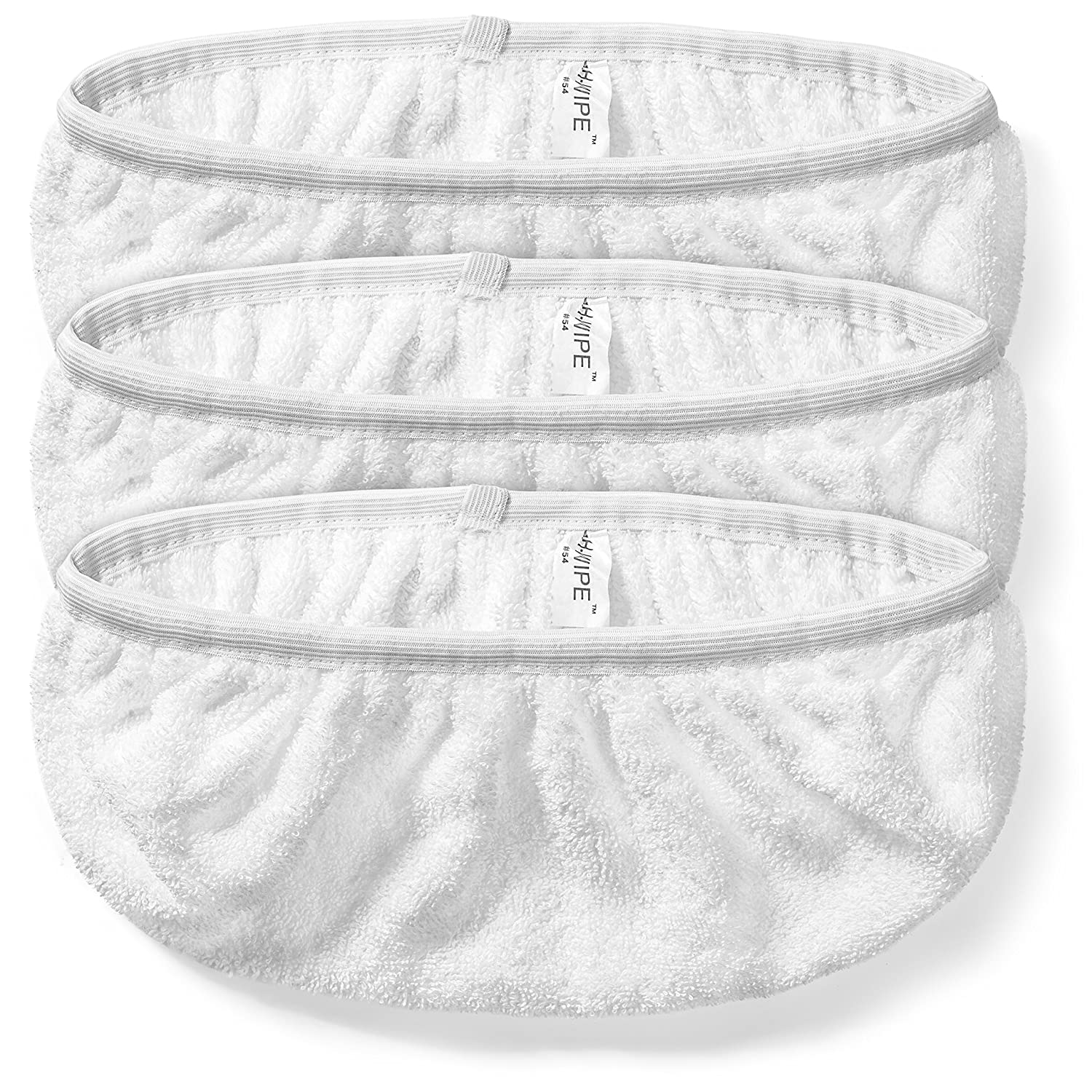 SH-WIPE TERRY CLOTH MOP COVER FOR SH-MOP, 3 PACK SH-MOP by Comsentech SYNCHKG004419