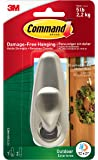 Command 1 Hook 2 Strips Outdoor Forever Classic Large Metal Hook