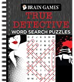Brain Games True Detective Word Search Puzzles