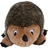 Outward Hound Kyjen Hedgehogz Dog Toys Plush Rattle and Squeak Toy