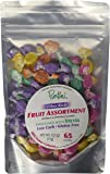 Sugar Free Fruit Gummy Puntini Candy - 65ct Bag