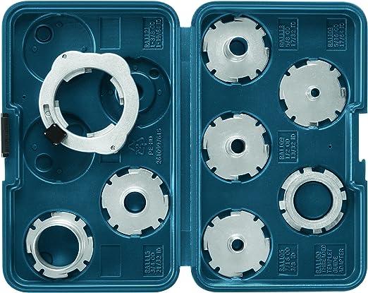 Bosch 8-Pièces Routeur Template Guide Set RA1128 8-Pièce Kit