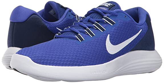 Nike Men's LunarConverge Running Shoe, Paramount Blue/White/Binary  Blue/Black, 14 D(M) US: Buy Online at Low Prices in India - Amazon.in