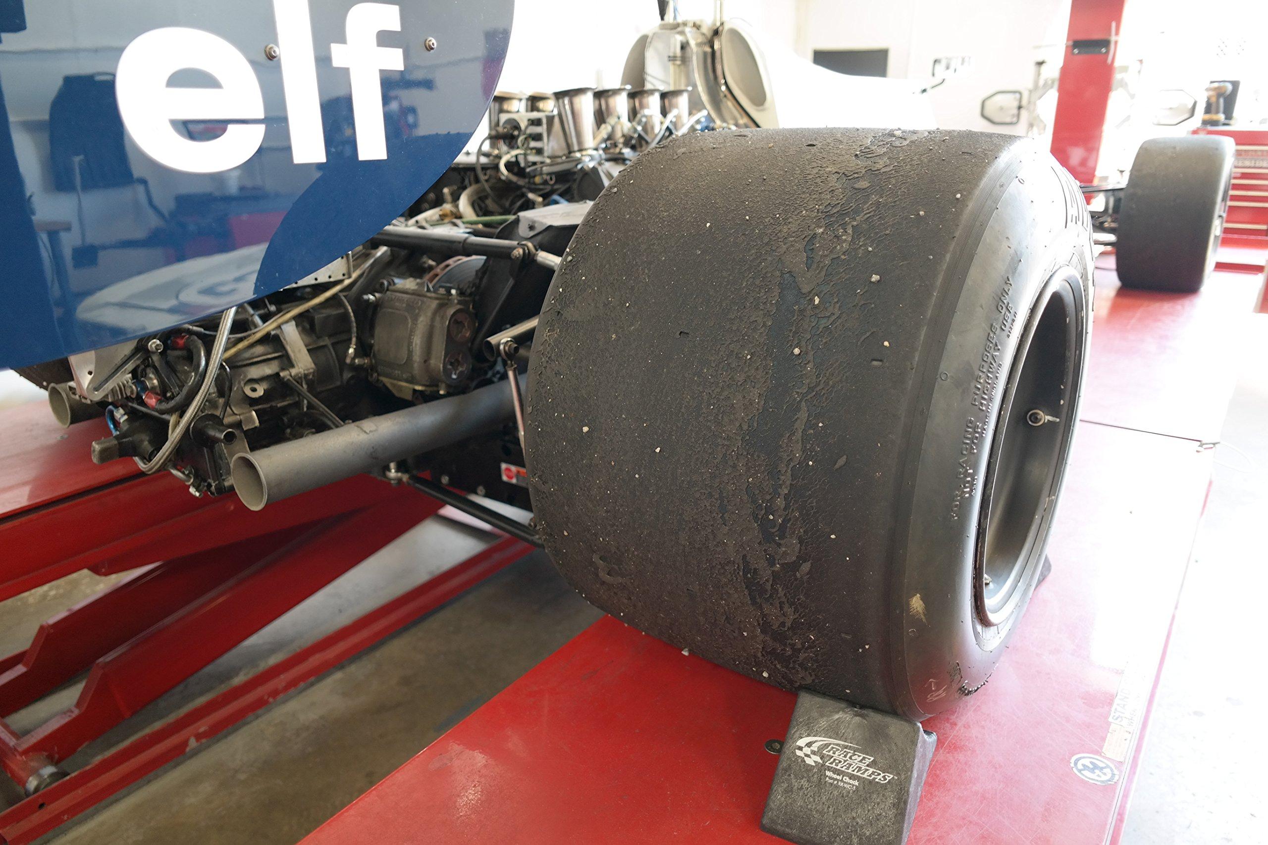 Race Ramps RR-WC-2 Wheel Chock, (Set of 2) by Race Ramps