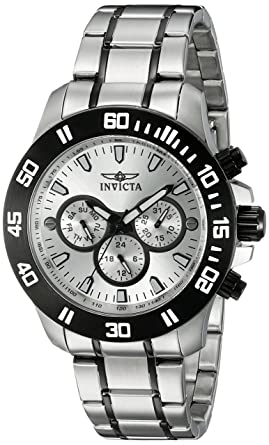 Invicta Men's 21485 Specialty Analog Display Swiss Quartz Two Tone Watch