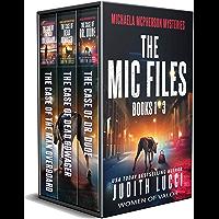 The Mic Files: The K9 Police Hero Novels Books 1 - 3: Michaela McPherson Mysteries (Women of Valor) (English Edition)