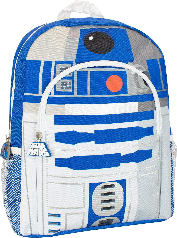 Star Wars Mochila para Niños R2D2 Azul