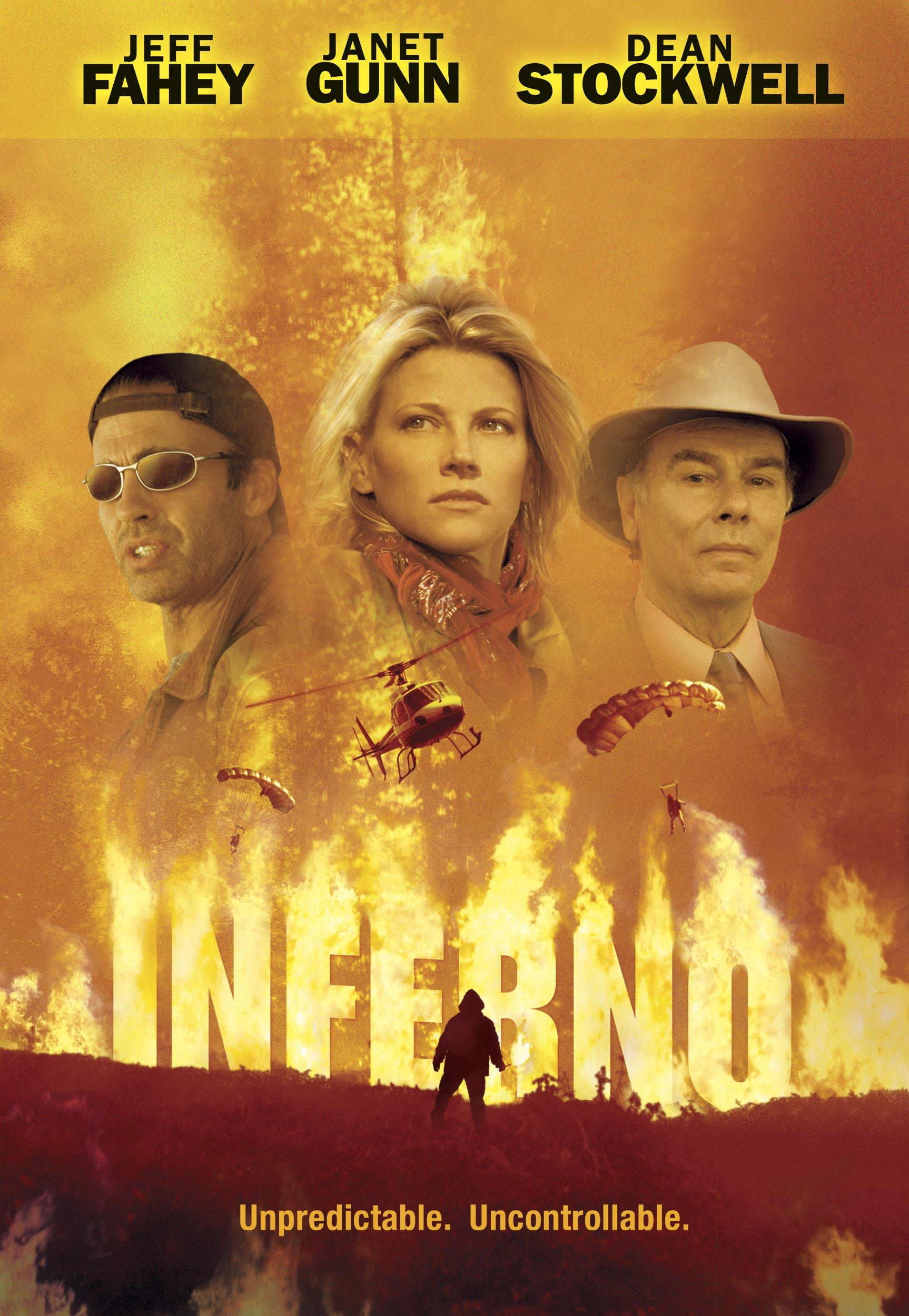 DVD : Inferno (DVD)