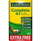 EverGreen 12.6 kg Complete 4-in-1 Lawn Care Bag with 10 Percent Free
