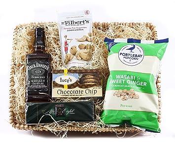 Jack daniels whiskey hamper gluten free wickers gift baskets jack daniels whiskey hamper gluten free wickers gift baskets negle Images