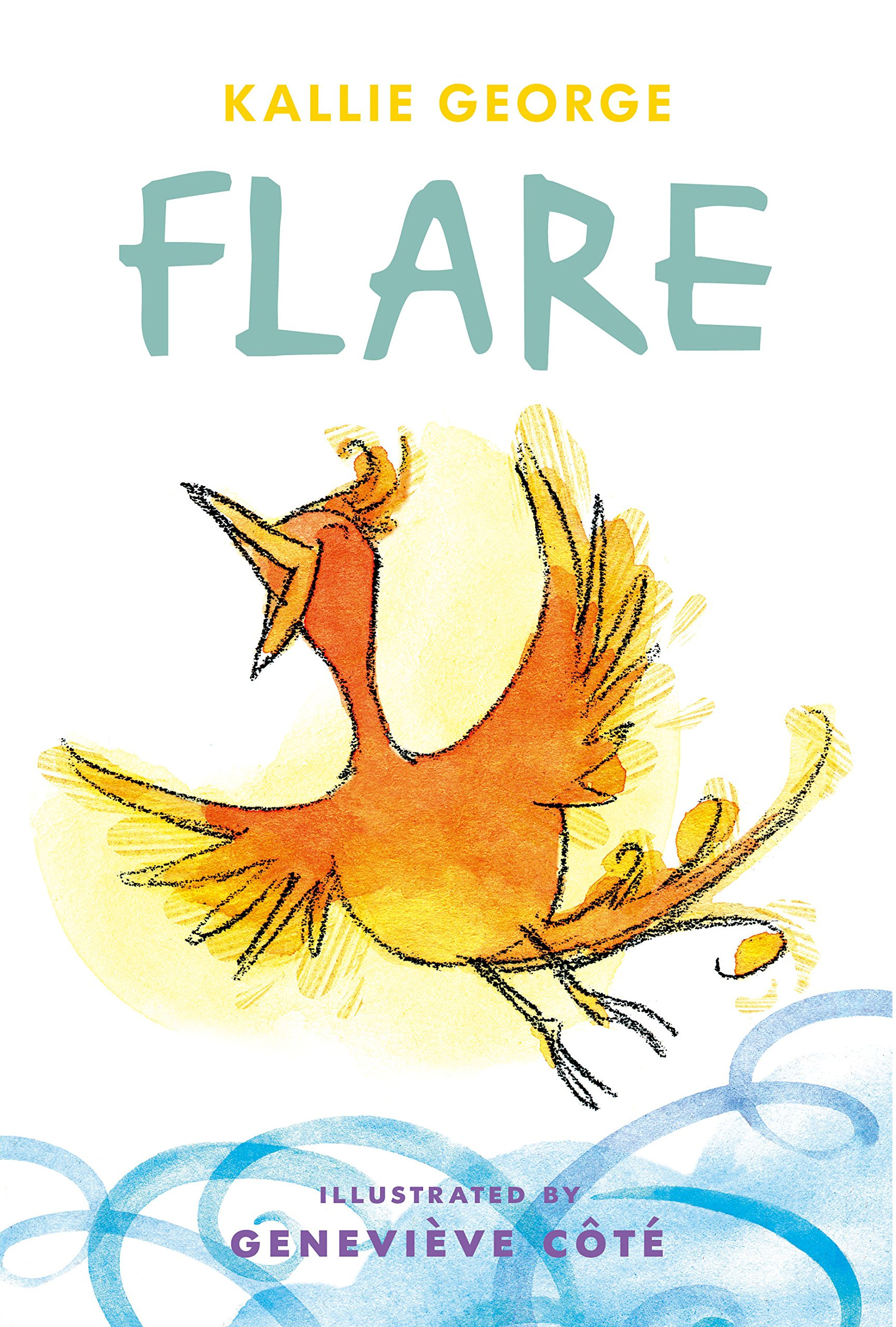 Flare Tiny Tails Kallie George