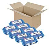 Amazon Price History for:Cottonelle FreshCare Flushable Wipes, 42 Count, (Pack of 8) (Packaging May Vary)