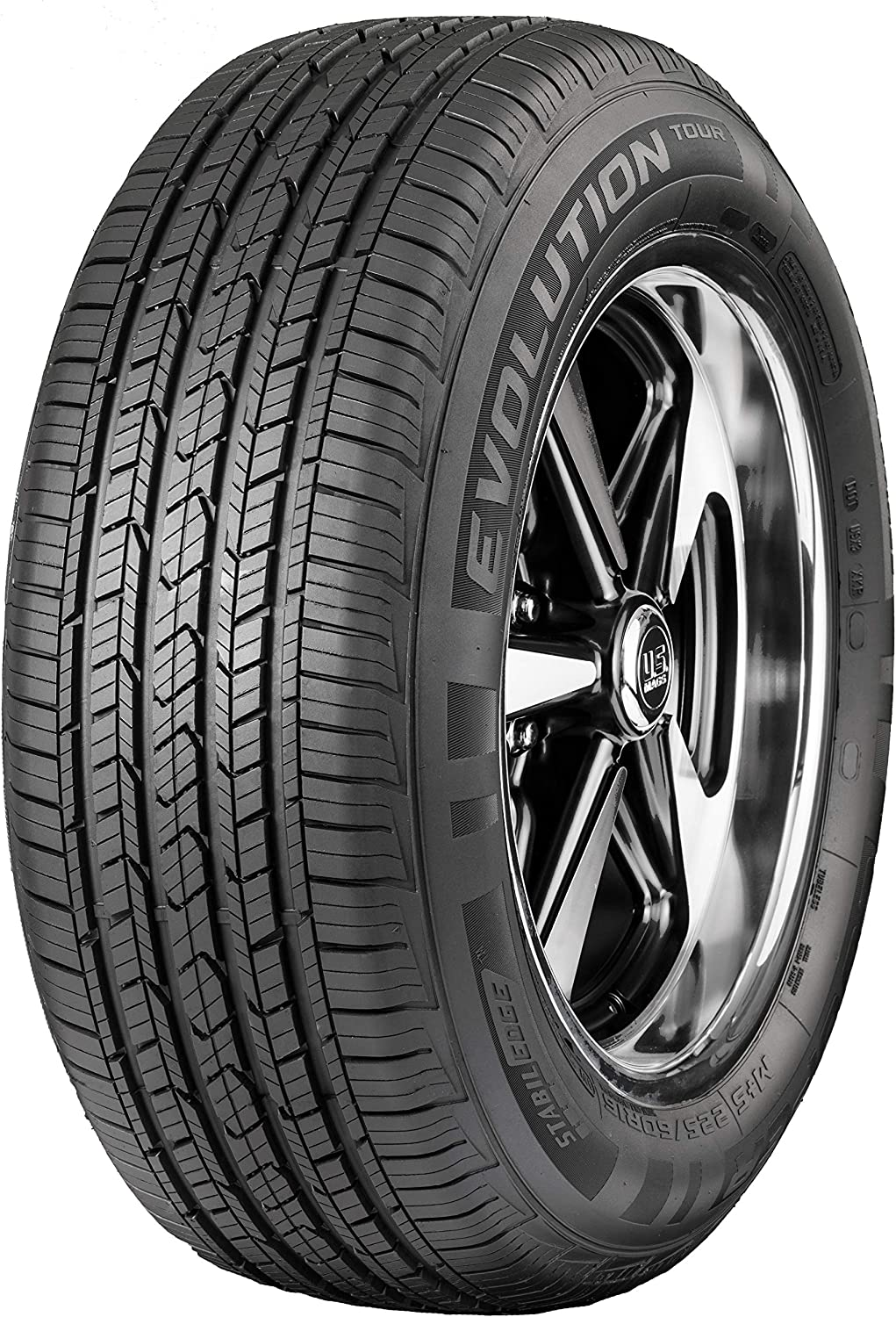 Cooper Evolution Tour All-Season 205/55R16 91T Tire