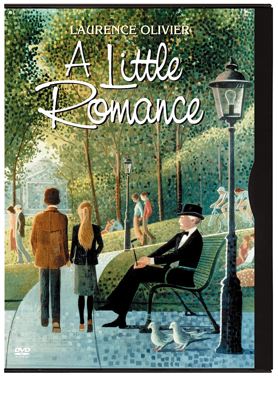 Amazon A Little Romance Laurence Olivier Diane Lane