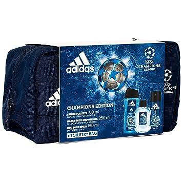 Adidas Champions Edition Assortiment Eau De Toilette 100 Ml Gel