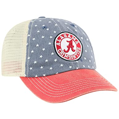 best service 7f3ae b9133 Amazon.com   Top of the World Alabama Crimson Tide Men s Hat Icon, Navy,  Adjustable   Clothing