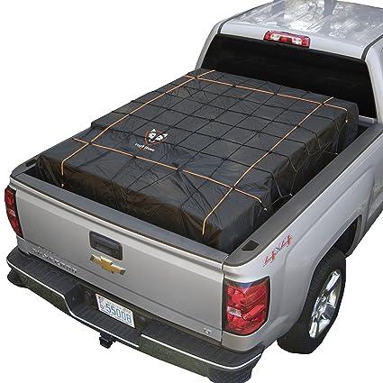 Truck Bed Cargo Net >> Amazon Com Rightline Gear Black 100t60 Truck Bed Cargo Net With