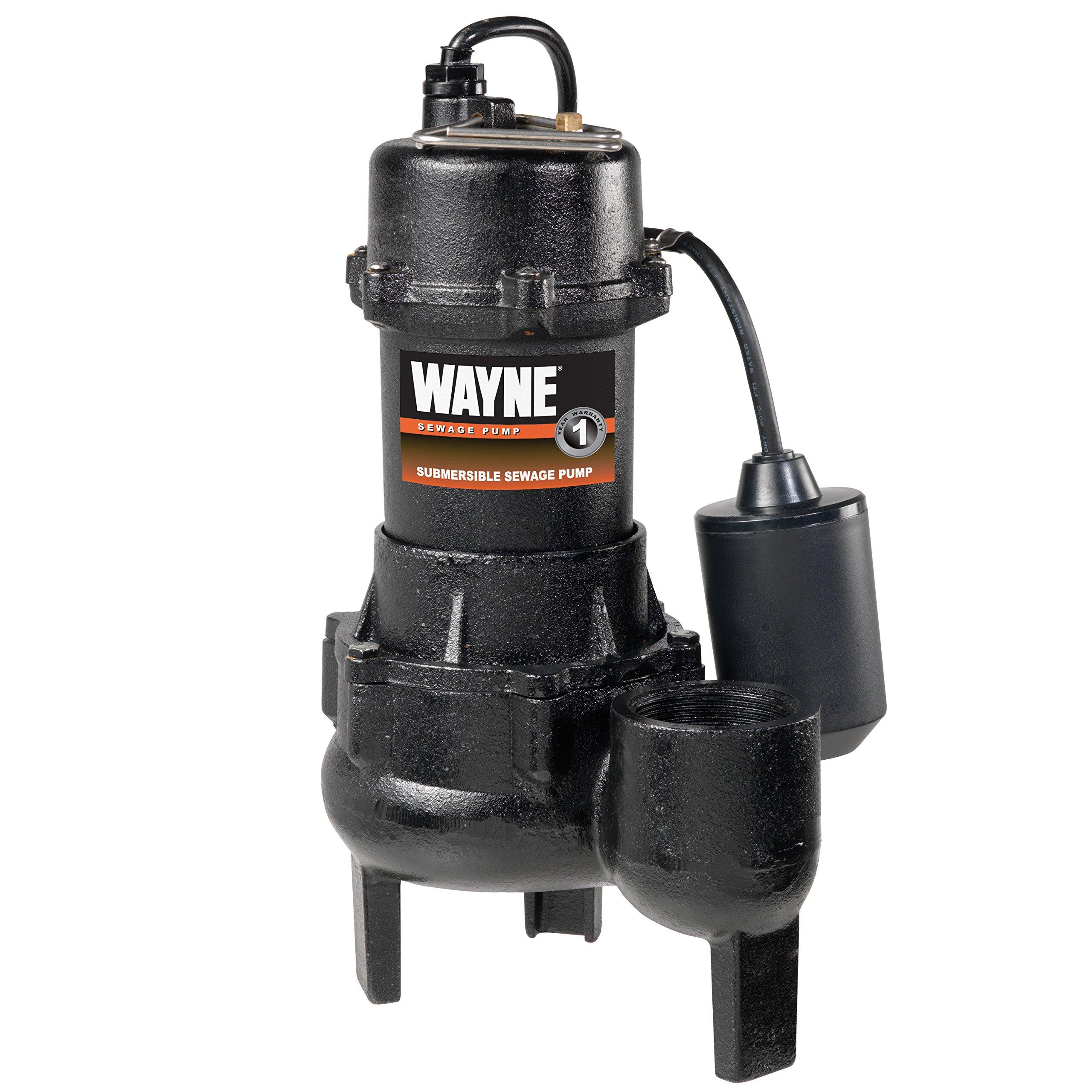 Wayne RPP50 Sewage Pump by Wayne