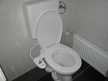 Wc Mit Dusche bidet wc dusche miuwarefresh bidet 300 intimpflege taharet neues