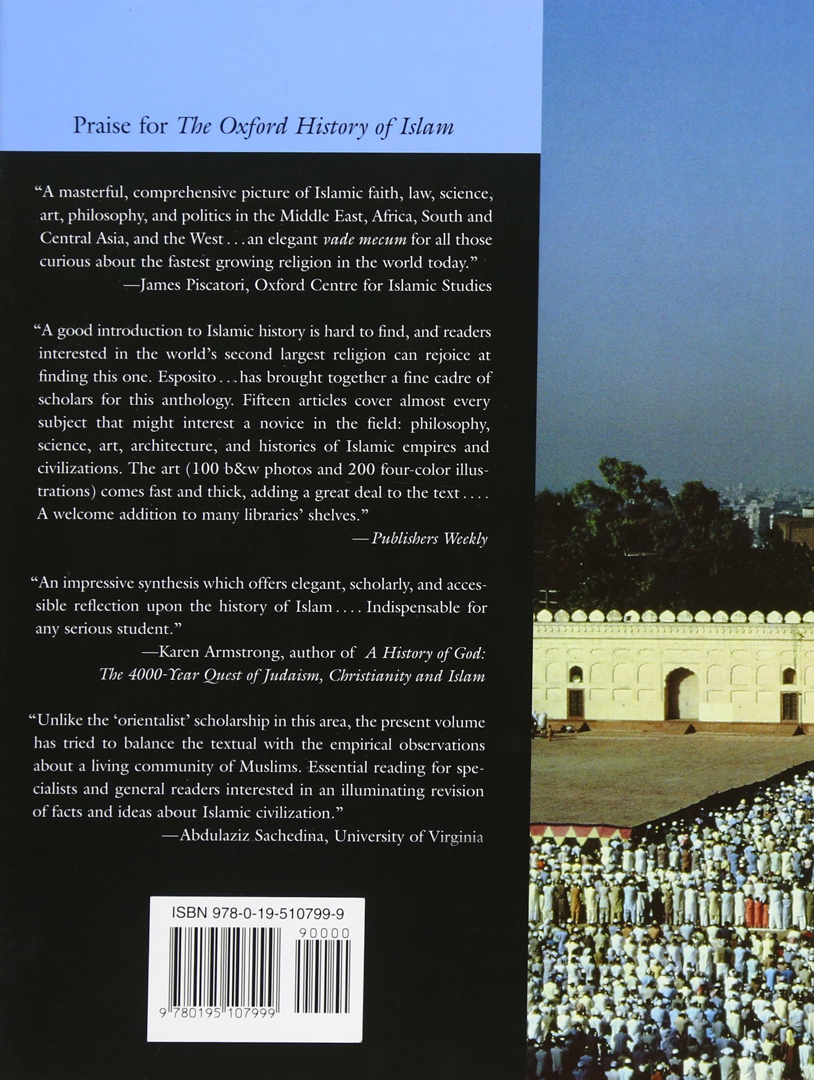 The Oxford History Of Islam: John L Esposito: 9780195107999: Amazon:  Books