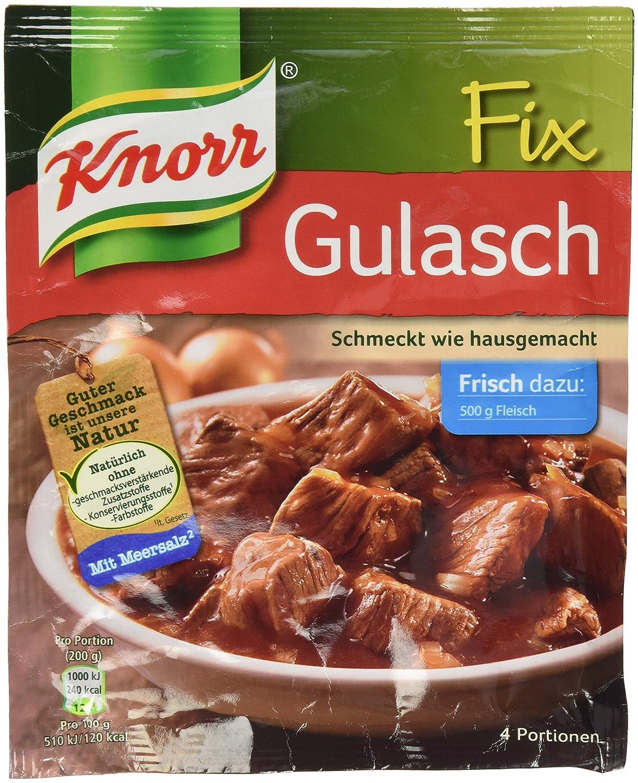 Knorr Fix Gulasch Sauce Mix ( 1 Pc )