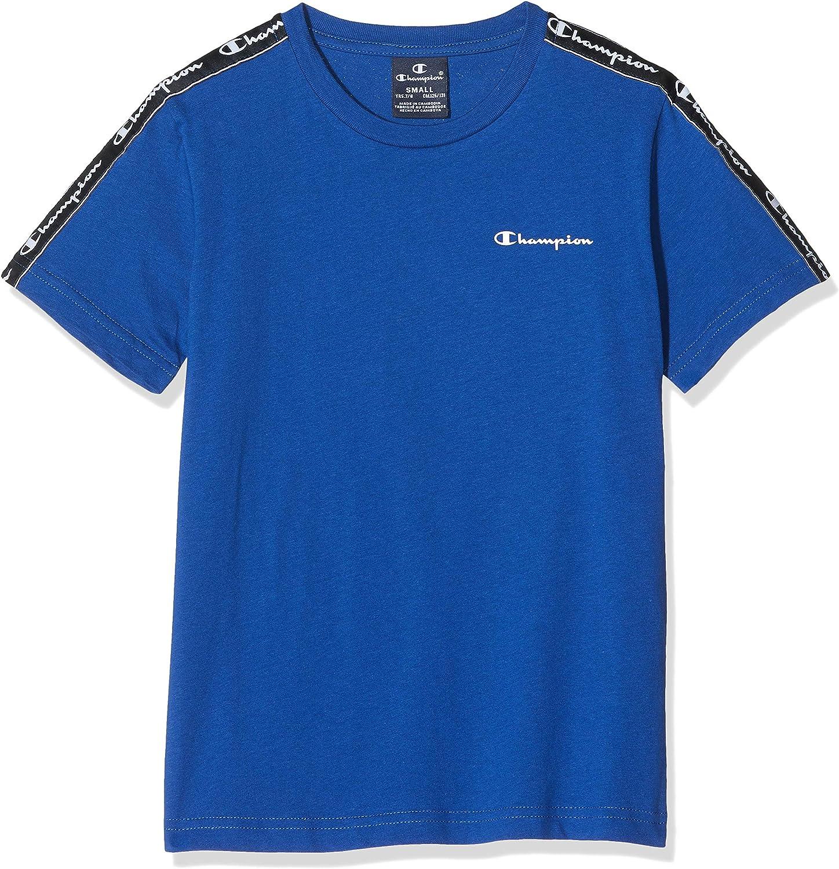 Champion Boys Seasonal Taped Small Logo T-Shirt