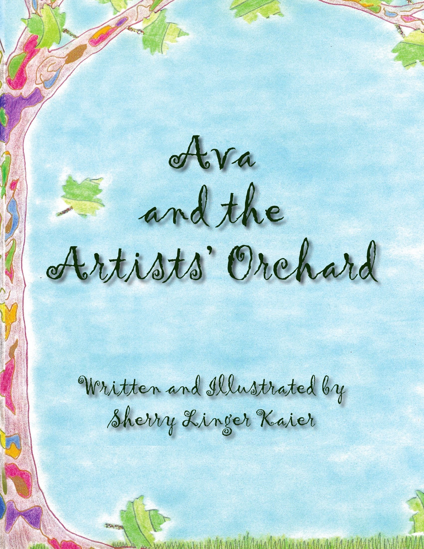 Download Ava and the Artists' Orchard pdf epub