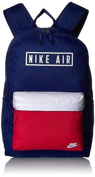 Amazon.com: Nike Heritage 2.0 Air Gfx - Mochila, Azul, MISC ...
