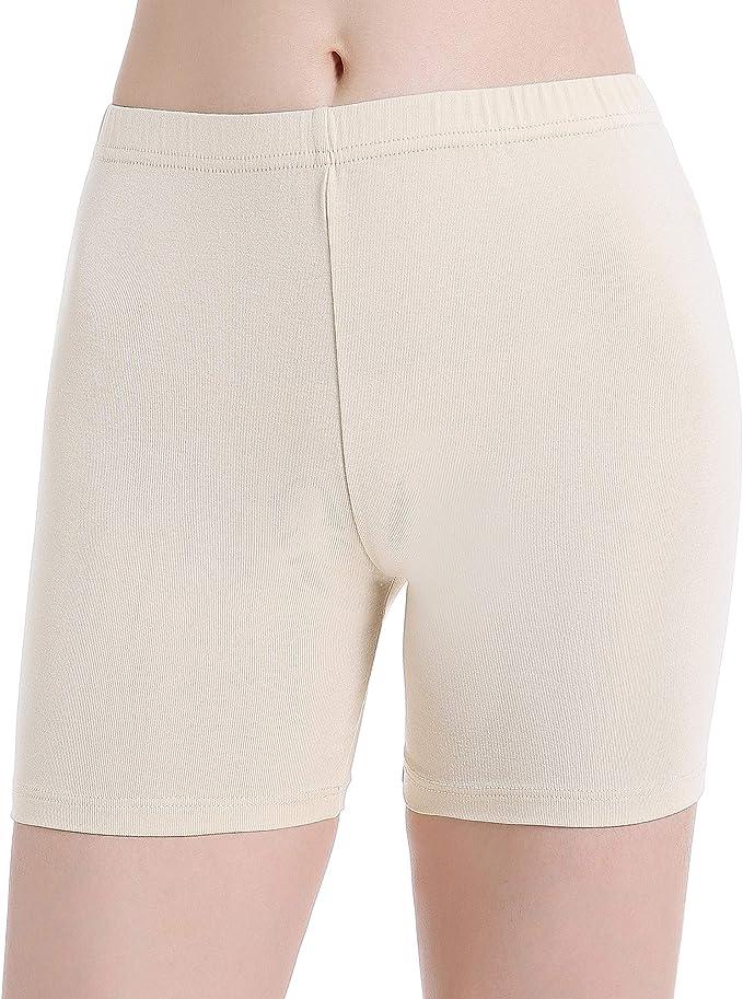 Amazon.com: Pantalones cortos ajustados para mujer, para ...