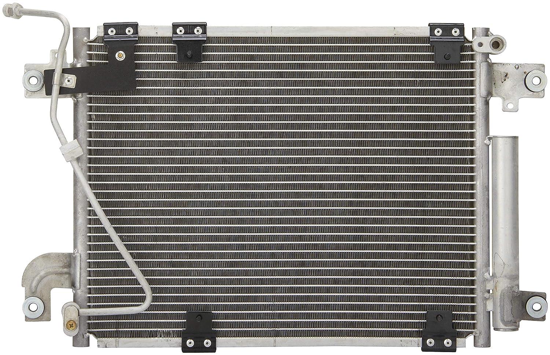 Premium 7-4945 A/C Condenser for Tracker Spectra Premium