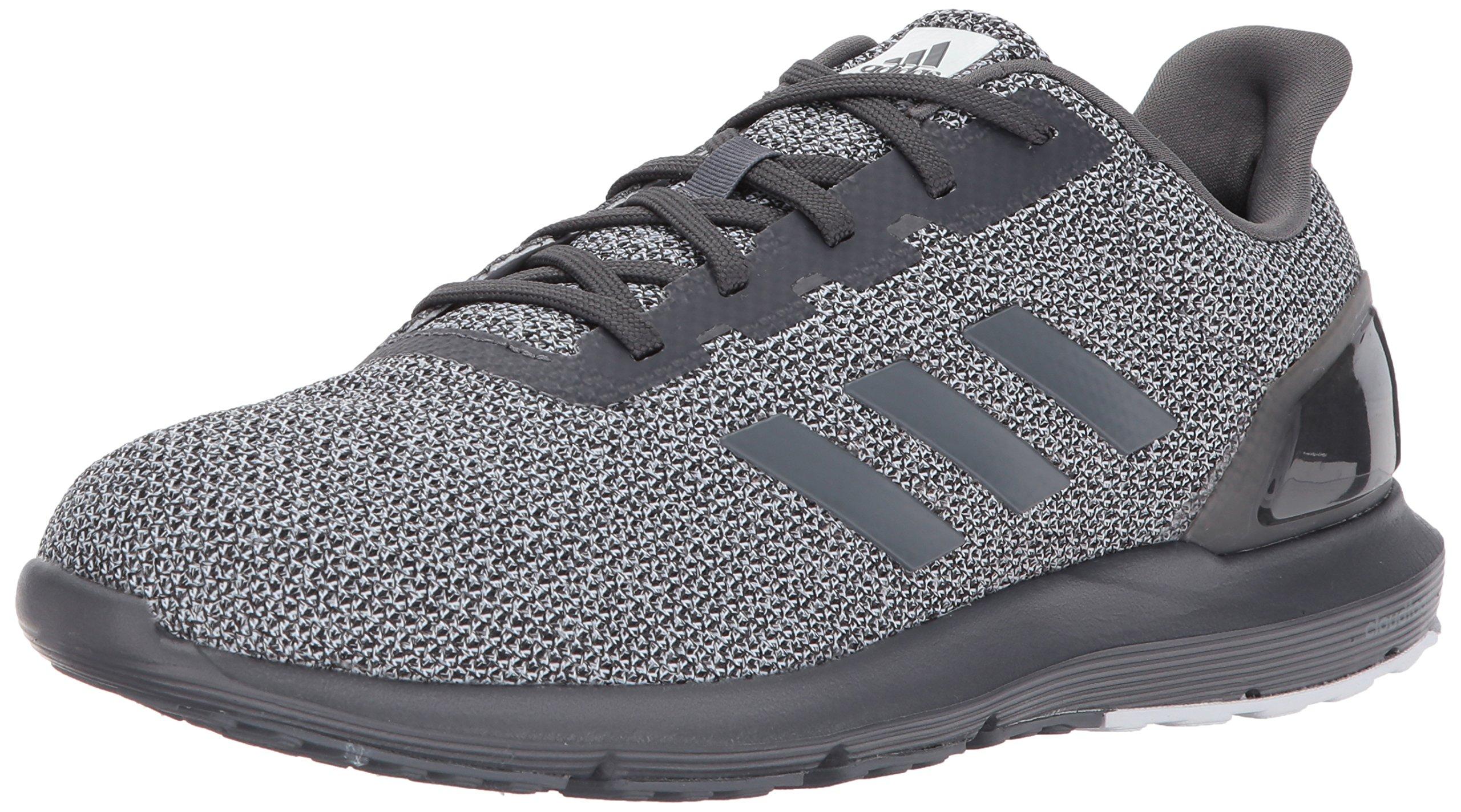 adidas Men's Cosmic 2 Sl m Running Shoe, Grey Five/Grey Five/Black, 10.5 Medium US