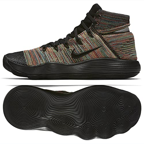 98321e8d05bd Nike Hyperdunk 2017 Flyknit Men Basketball Shoes - 11.5  Amazon.co ...