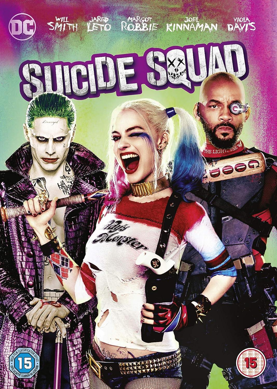 Suicide Squad Edizione: Regno Unito Reino Unido DVD: Amazon.es: Cine y Series TV