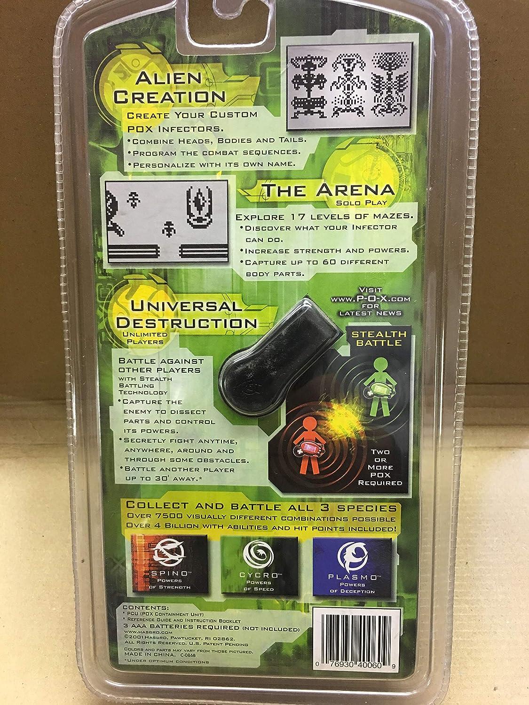 POX THE GAME OF ALIEN CREATION CYCRO Hasbro