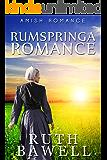 Rumspringa Romance (Amish Romance) (A Miller Sisters Amish Romance Book 4)