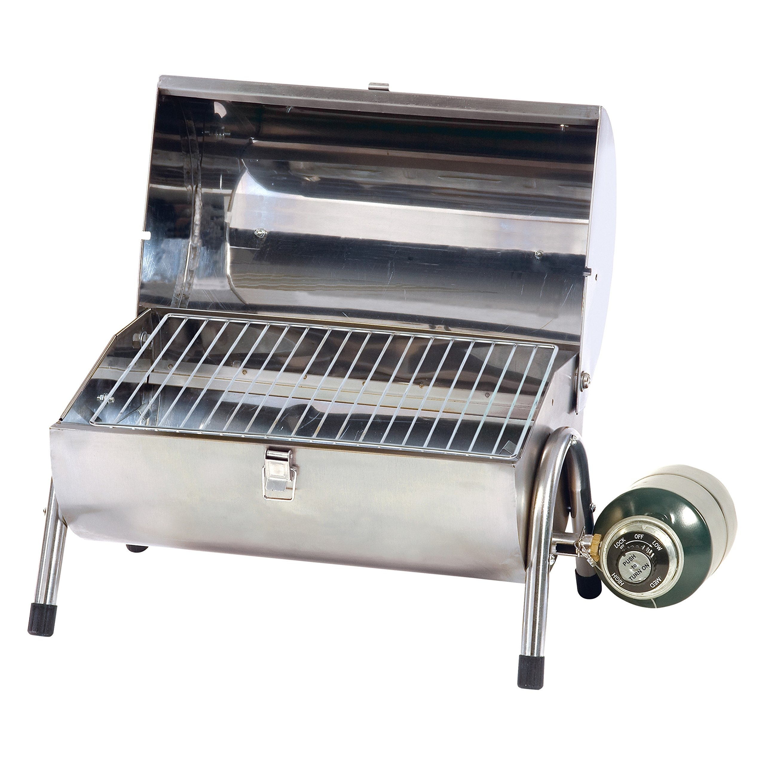 Durable Stainless Steel Construction Lightweight Propane BBQ Grill