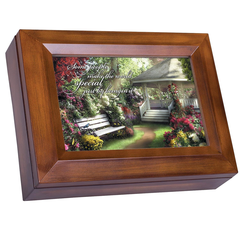 オープニング 大放出セール Some People Make the World Special Wood Box Finish Jewellery World B00XAT4P5Y Music Box - Plays Tune You Are My Sunshine B00XAT4P5Y, ステッカー専門店MeesFactory:0f759331 --- arcego.dominiotemporario.com