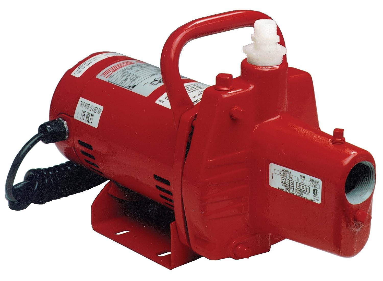 Red Lion RJSE-50 1/2 HP 115V Portable Sprinkler Pump