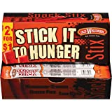 OLD WISCONSIN Turkey Snack Sticks, High Protein, Gluten Free, 42 Count Counter Box