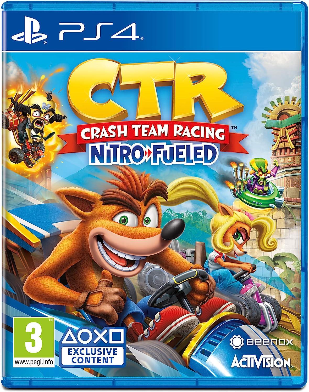 Crash™ Team Racing Nitro-Fueled (PS4): Amazon.co.uk: PC & Video Games