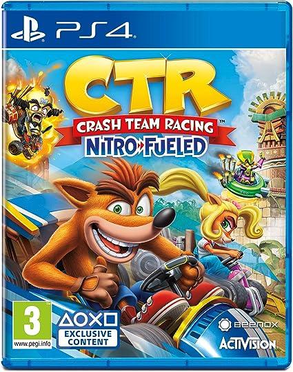 Crash™ Team Racing Nitro-Fueled - PlayStation 4 [Importación ...