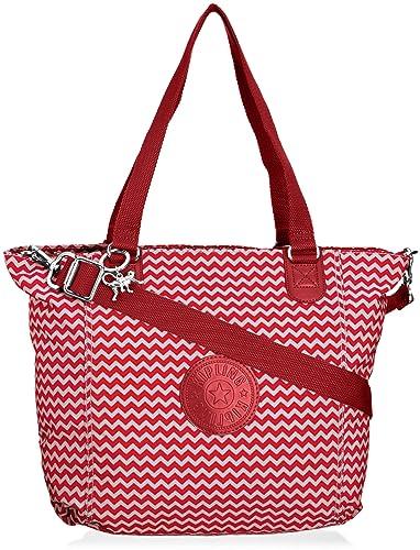 Amazon.com: Kipling Shopper Combo de la mujer S bolsa, talla ...