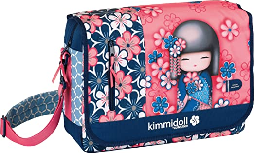 Kimmidoll- Bandolera Ordenador 15,6