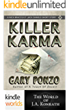 Jack Daniels and Associates: Killer Karma (Kindle Worlds Short Story)