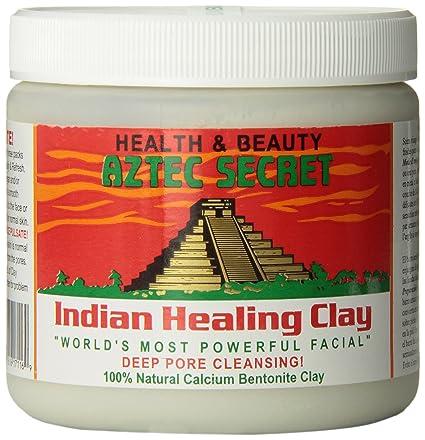 """印第安纯天然""""神泥"""" !Aztec Secret 深度清洁毛孔面膜粉"""